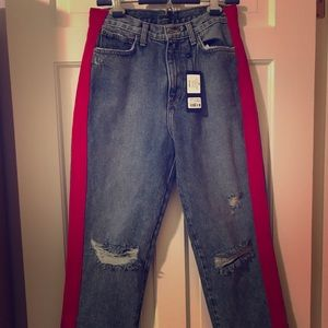LF Carmar Los Angeles Ursula High Rise Jeans